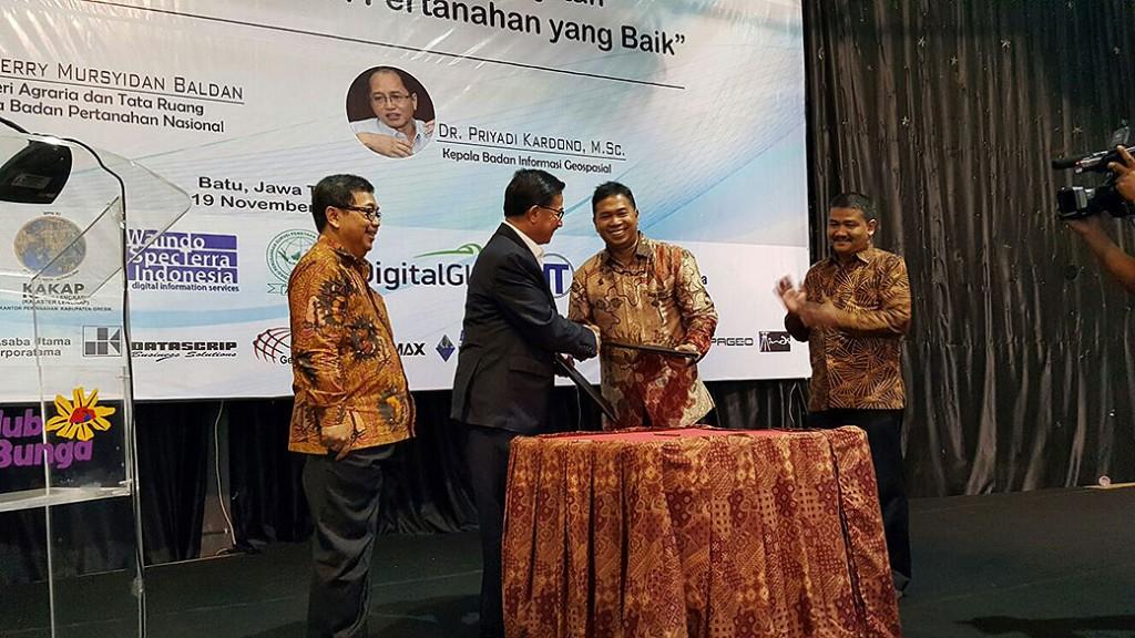 Forum Ilmiah Tahunan Ikatan Surveyor Indonesia – FIT ISI 2015  di Malang